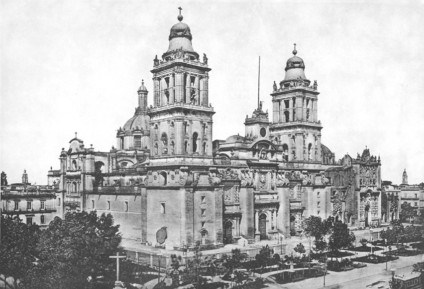 cathedral-mexico